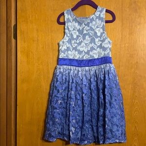 Girls size 7 Justice dress